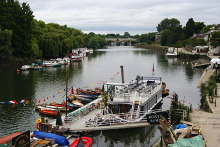 Richmond, River Thames, Surrey © Peter Trimming